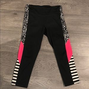 Champion Color Block Workout Leggings